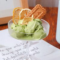 #豆果10周年生日快乐#抹茶冰淇淋的做法图解11