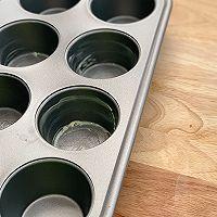 【夏·午茶】抹茶红豆马芬的做法图解13