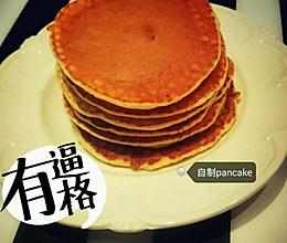 #歇洛克厨房#基础版pancake的做法