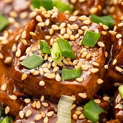 【糖醋脆皮豆腐】糖醋味的快手做法,烧豆腐一流!