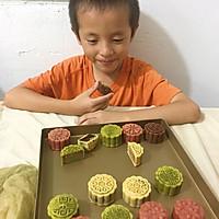 高颜值的广式月饼的做法图解22