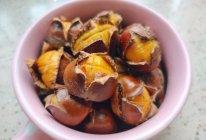 蜂蜜香烤栗子的做法