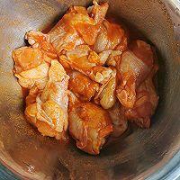 奥尔良烤鸡翅根的做法图解3