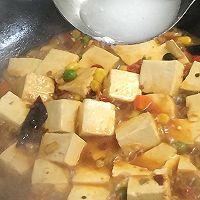 简易懒人版,麻婆嫩豆腐~的做法图解7