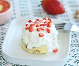 红枣酸奶蛋糕 宝宝辅食微课堂的做法