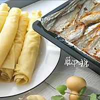 外嫩里酥的煎饼卷鱼#非常规创意吃鱼法#的做法图解5