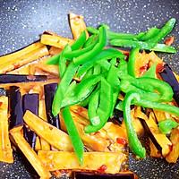 #2018年我学会的一道菜#鱼香茄条的做法图解8