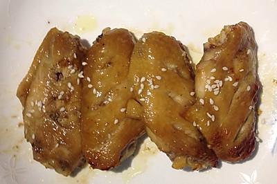 烤箱蜜汁鸡翅