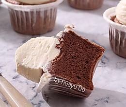 乳酪巧克力杯子蛋糕的做法