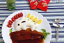 鳗鱼海豚饭#初夏搜食#的做法