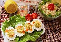 果蔬鸡蛋沙拉#丘比沙拉汁#的做法