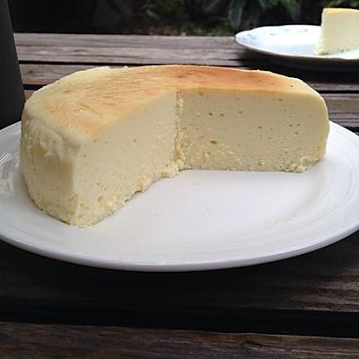 小岛舒芙蕾乳酪蛋糕