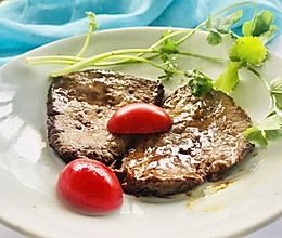 #李锦记旧庄蚝油鲜蚝鲜煮#蚝油牛排的做法