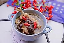 鸡腿香菇汤的做法
