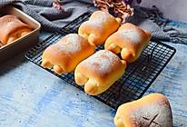 日式牛奶卷面包的做法