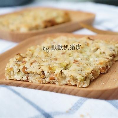 新鲜水果入饼干【蜜瓜软酥饼】
