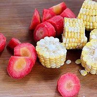 健脾养胃山药玉米排骨汤的做法图解3