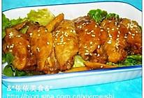 洋葱烩鸡翅的做法