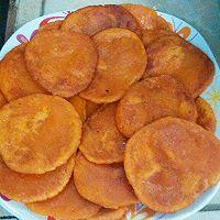 油煎南瓜饼的做法图解5