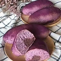 红到发紫的毛绒绒面包的做法图解16