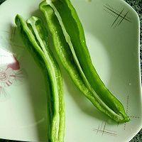 青椒茄子的做法图解2