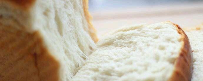 超软奶香浓郁北海道中种吐司