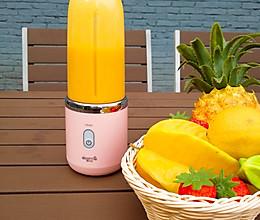 芒果养乐多,夏天解渴圣品~的做法