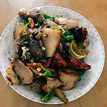 卤肉炒辣椒(西北风味)