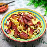 春笋炒腊肉(时令鲜菜)
