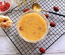 糯米百合枸杞粥的做法