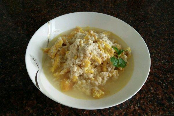 酒酿鸡蛋(客家传统美食)