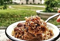 #美食视频挑战赛# 杂粮排骨饭的做法