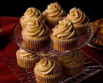 五香苹果杯子蛋糕