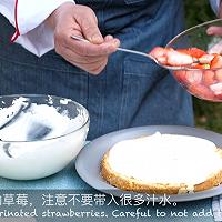 加拿大冰酒草莓蛋糕的做法图解12