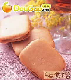 奶油巧心咖啡酥的做法