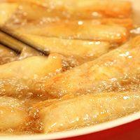 韭黄肉春卷-迷迭香的做法图解9