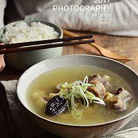红枣清炖牛尾汤