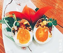 端午节和孩子玩个糯米新吃法 I 创意糯米蛋的做法