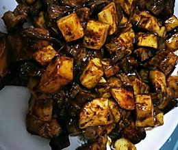杏鲍菇炒黑椒牛肉的做法