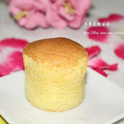 弹性超足的--舒芙蕾小蛋糕