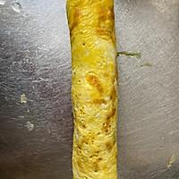 #monbento为减脂季撑腰#牛油果双肉鸡蛋卷的做法图解10