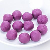 紫薯水晶月饼的做法图解9