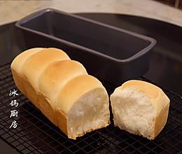 简单的拉丝小面包的做法