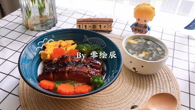 日式蒲烧鳗鱼饭的做法