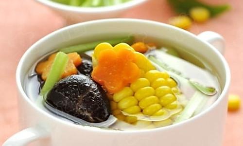 什锦蔬菜减肥汤的做法