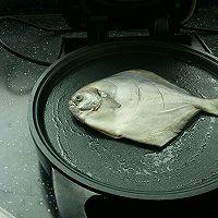 干煎鲳鳊鱼的做法图解4