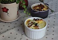 低热量的早餐之烤面包布丁的做法
