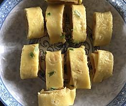 #换着花样吃早餐#鸡蛋煎饼的做法