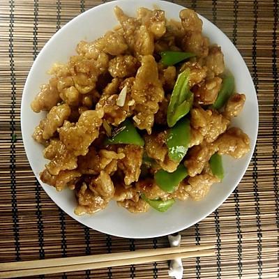 溜肉段(正宗东北菜)