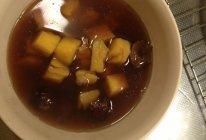 红薯红豆红枣汤的做法